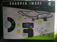black and white Shaper Image video drone box Antioch, 94509