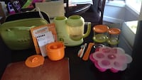 Beaba baby cook and accessories  null