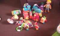 assorted plastic toy and toys Broughton Astley, LE9 6RE