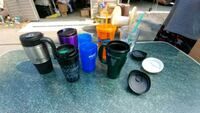 Lot of plastic cups and coffee mugs Kunkletown, 18058