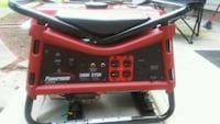 red and black portable generator Southington, 06479