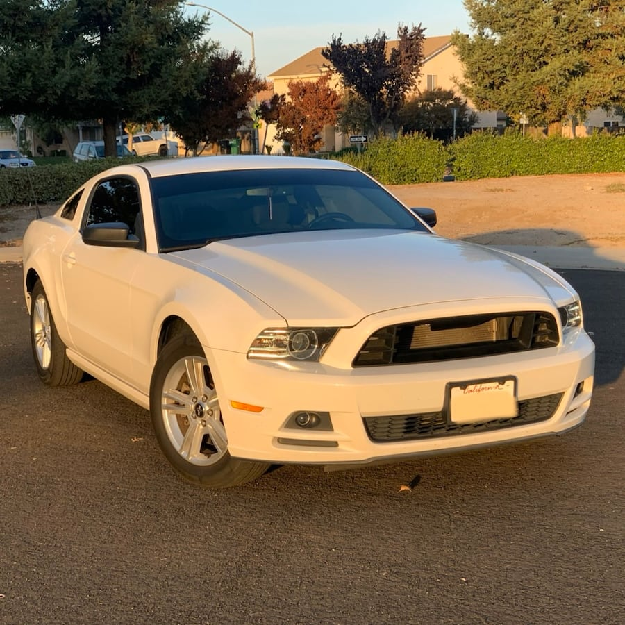 Ford - Mustang - 2013