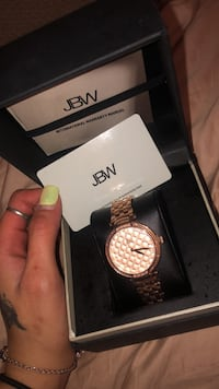 jbw designer watch w   real diamond certification and authenticity+ 1yr warranty&repairs certification+ Beverly Hills, 90212