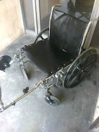 Large MANUAL wheel chair 2274 mi