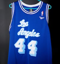 blue and white Los Angeles Dodgers 22 jersey Henderson, 89015