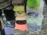 toddler's assorted clothes Martinsville, 46151