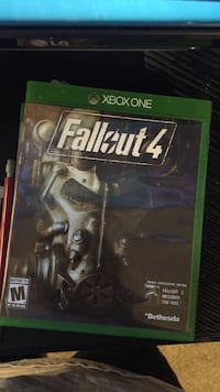 Fallout 4 for xbox one Madisonville, 70447