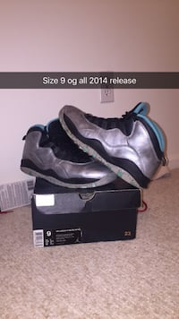 "jordan 10s ""lady liberty"" Woodbridge, 22192"