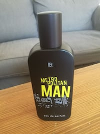 Metropolitan man Parfum 50ml - New, non opened Solna, 169 57
