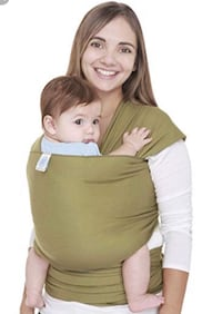 Moby Baby Baby carrier Toronto, M6A 2S7