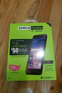 LG Rebel 4 for Simple Mobile/T Mobile Linthicum Heights, 21090