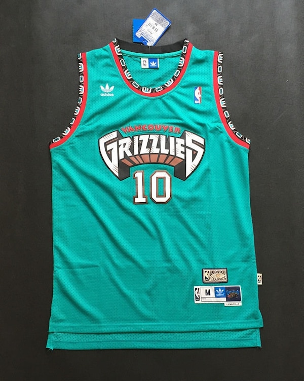 2ac32f9f7d15 Used Brand New Vancouver Grizzlies Mike Bibby jersey for sale in London -  letgo