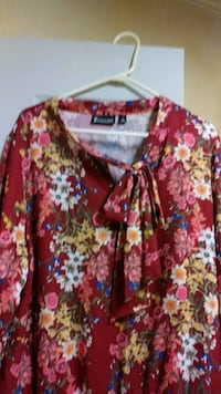 New blouse size extra large paid $35 for Kannapolis