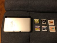 3DS XL plus 6 games Silver Spring, 20901