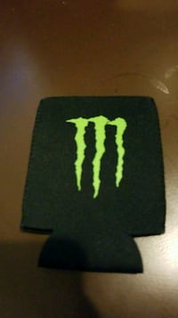 Monster coozie