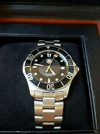 TagHeuer barely worn watch, mint condition! Marysville, 98270