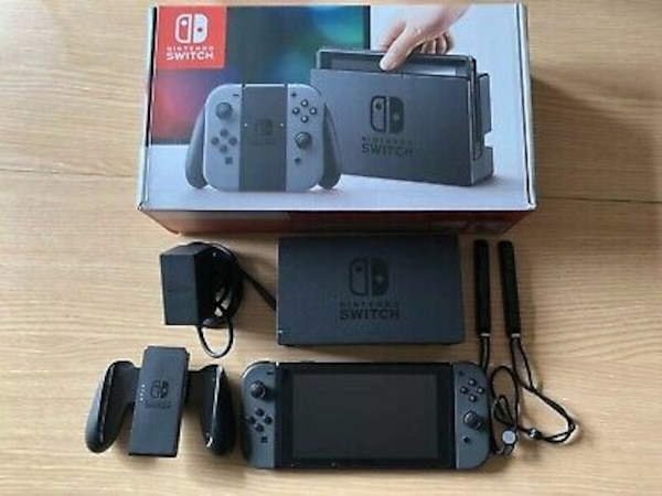 Nintendo Switch Used! Working perfectly! 90423f4f-31e2-4226-b730-5504858c0120