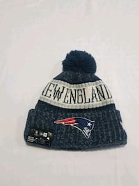 NEW ENGLAND PATRIOTS KNIT HAT ONE SIZE Mississauga
