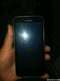 black Samsung Galaxy android smartphone Stockton, 95205