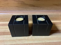 Set of 2 Candle Holders Mississauga, L5N 7T7