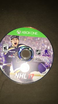 Xbox one nhl 17 Vaughan, L4H 2R1
