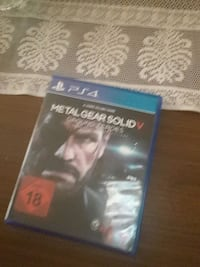 ps4 metal gear solid ground zeroes Bağlarbaşı, 34245