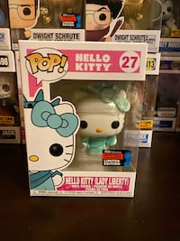 Hello Kitty Lady Liberty NYCC Funko Pop Markham, L3S 3N2