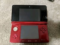 3ds with charger and stand, no games