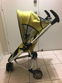 quinny zapp stroller lightweight  and easy to fold good condition Toronto, M1R 1S9
