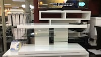 Tv Stand white Irving, 75062