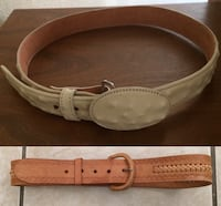 Leather belts.For kids Palmdale, 93550