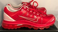 Nike Air Max + 2011 Men's Shoes Action Red Size  [TL_HIDDEN]  Sneakers Fort Washington, 20744