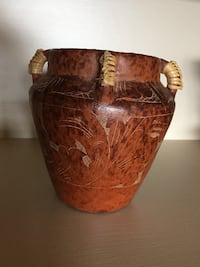 Small Pottery Vase Grand Junction