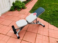 Weight Bench - Incline Bench - Gym Equipment Hinsdale
