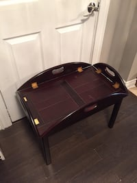 Coffee table with server table  Toronto, M6N 4P8