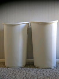TWO TALL TRASH CANS Bethesda, 20814