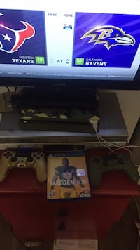 Comes with 2k 19 madden 19 & 2 controllers call #  [TL_HIDDEN]  null