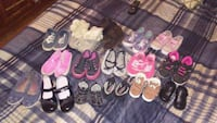 assorted pairs of shoes and sandals Edinburg, 78539
