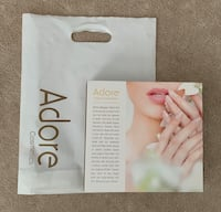 Adore Nail Care Kit Brand New - Blossom Scent Mississauga, L5B 0C5
