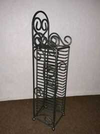 Vintage heavy metal CD holder Piscataway Township, 08854