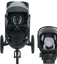 Graco Stroller system