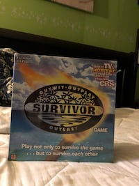 Survivor Game for adults 4-8 players never open $6 East Palo Alto, 94303