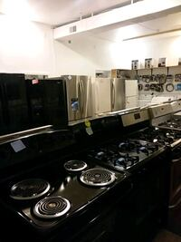 APPLIANCES excellent condition 4months warranty $299 and up Halethorpe, 21227