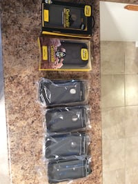 6 iphone otter box defender casses for iphone 7 plus and 8 Casselman, K0A 1M0