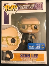 Stan Lee Funko Pop Guardians of the Galaxy Wal Mart Exclusive Davenport, 33897