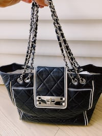 CHANEL Quilted Black Chain Bag Toronto, M5P 3M1