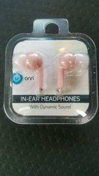 Brand new pink  earbuds iPhone Android ipod Scranton, 18505