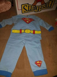 toddler's blue Superman sweater and sweatpants set Brampton, L6S 4T2