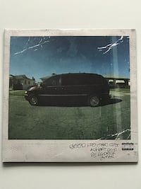Kendrick Lamar Good Kid Maad City (vinyl)