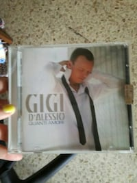 Custodia CD Gigi D 'Alessio